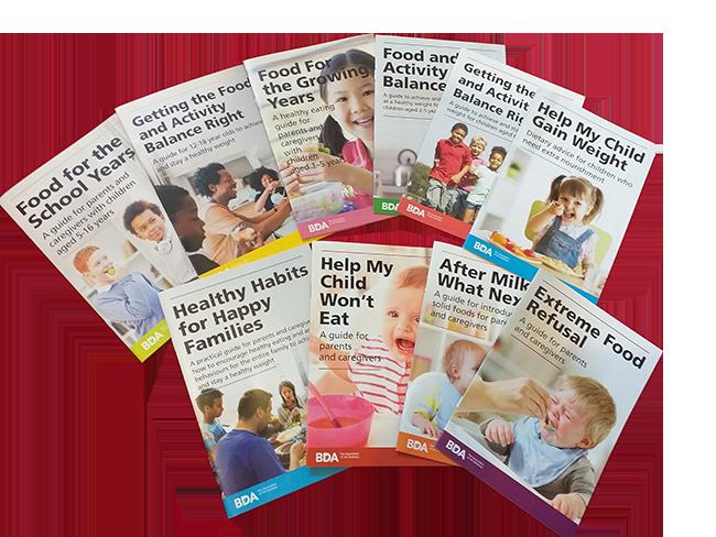 fan image of peadiatric leaflets